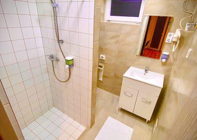 Hotel 22 fürdőszoba