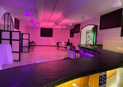 Hotel 22 és Rendezvényközpont tánctér