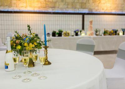 22 Hotel és Rendezvényközpont esküvői teríték
