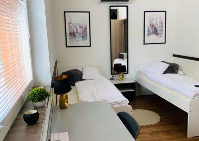 Hotel 22 kétágyas szoba