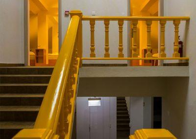 22 Hotel lépcsőház